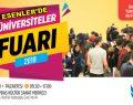 """ESENLER'DE """"ÜNİVERSiTELER FUARI 2018"""""""