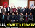 Bağcılar, Necmettin Erbakan'ı andı