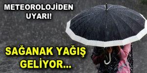 Meteoroloji'den İstanbul için yağmur uyarısı!