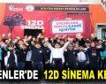 ESENLER'DE ÇOCUKLARIN 12D SİNEMA KEYFİ