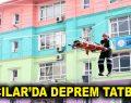 Bağcılar'da deprem tatbikatı