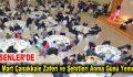 18 Mart Çanakkale Zaferi ve Şehitleri Anma Günü Yemeği