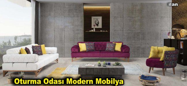 Oturma Odası Modern Mobilya