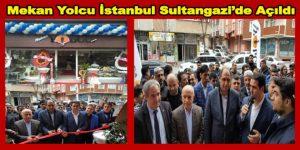 """YOLCU MEKAN"" İstanbul Sultangazi'de Hizmete Girdi"