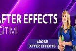 ADOBE AFTER EFFECTS KURSU, ADOBE AFTER EFFECTS EĞİTİMİ
