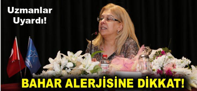 BAHAR GELDİ, ALERJİ KAPIDA!