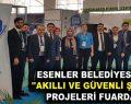 """""""AKILLI VE GÜVENLİ ŞEHİR"""" PROJELERİ BU FUARDA"""