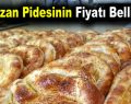 Ramazan pidesinin fiyatı belli oldu
