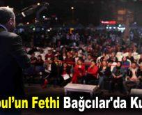 İstanbul'un fethi Bağcılar'da kutlandı