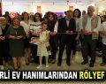 ESENLERLİ EV HANIMLARINDAN RÖLYEF SERGİSİ