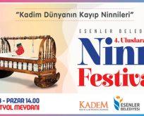 """Esenler'de """"4. Uluslararası Ninni Festivali"""" düzenlenecek"""