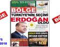 """BÖLGE GAZETESİ , YIL:18 , SAYI: 175 , """"TEMMUZ 2018"""" SAYISI ÇIKTI!.."""