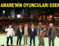 KUT'ÜL AMARE'NİN OYUNCULARI ESENLER'DE