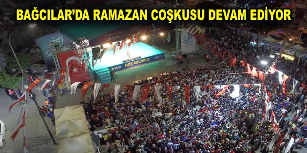 Bağcılar'da Ramazan heyecanı devam ediyor