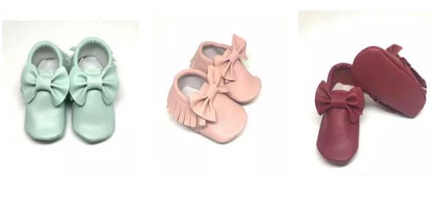 bebek ayakkabısı 2