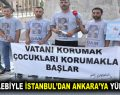 BBP üyeleri, idam talebiyle İstanbul'dan Ankara'ya yürüdü