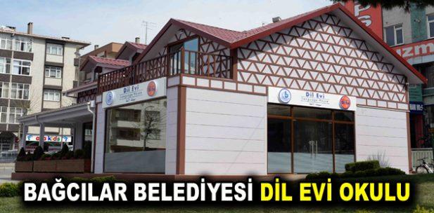 Bağcılar Belediyesi Dil Evi Okulu
