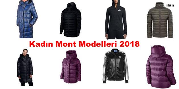 Kadın Mont Modelleri 2018