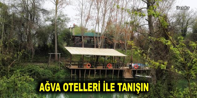 Ağva Otelleri ile tatilin keyfini çıkarın
