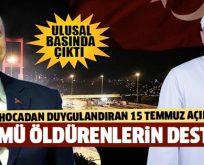 Aydınlı Mehmet Hoca'nın açıklaması gündeme oturdu