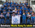 Bağcılar Belediyesi Wushu Kung Fu takımı birinci oldu