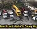 Vinç Kiralama Hizmeti İstanbul'da Canbey Vinçten Alınır
