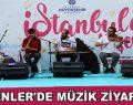 ESENLER'DE MÜZİK ZİYAFETİ