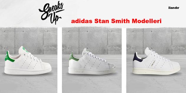 Stil Sahiplerine Özel Bir Seçenek Adidas Stansmith