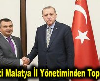 AK Parti Malatya İl Yönetiminden Toplu İstifa