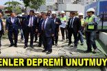 ESENLER DEPREMİ UNUTMUYOR
