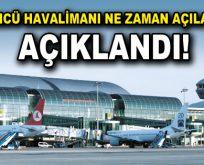 Üçüncü havalimanı ne zaman açılacak?