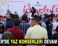 Esenler'de Yaz Konserleri devam ediyor