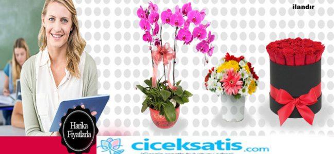 Çiçek satışı