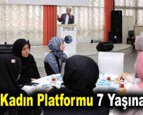 Bağcılar Belediyesi Bilge Kadın platformu 7 yaşına girdi