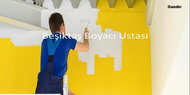 Beşiktaş boyacı boya badana ustası