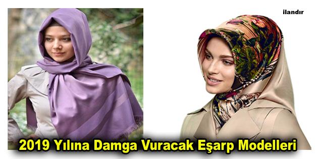 2019 Yılına Damga Vuracak Eşarp Modelleri