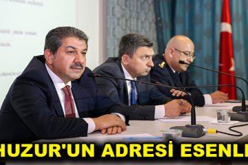 'HUZUR'UN ADRESİ ESENLER