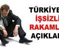 Türkiye'de işsiz sayısı 3 Milyon 531 Bin kişiye ulaştı