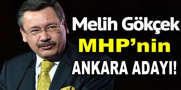 MHP'in Ankara adayı Melih Gökçek İddiası!