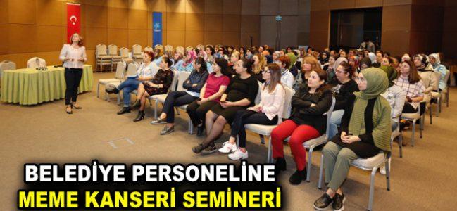 MEME KANSERİ SEMİNERİ