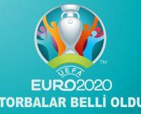 EURO 2020'de torbalar belli oldu