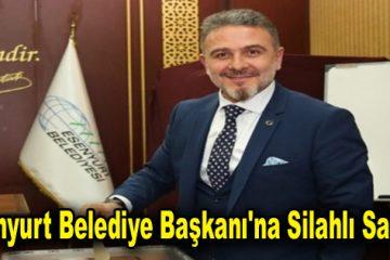 Esenyurt Belediye Başkanı'na Silahlı Saldırı!