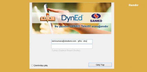DynEd İngilizce Dil Eğitimi Çözümü