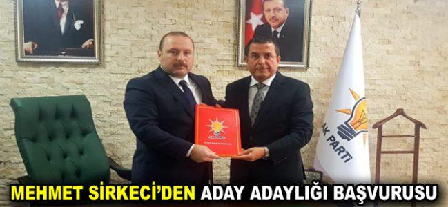 Mehmet Sirkeci, AK Parti Esenler Belediye Başkan Aday Adayı oldu