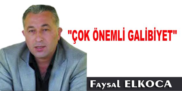 """""""ÇOK ÖNEMLİ GALİBİYET"""""""