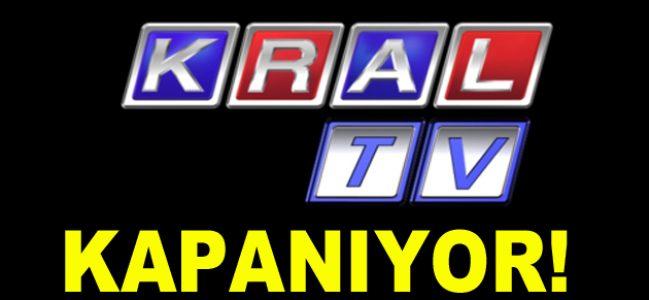 KRAL TV kapanıyor mu?
