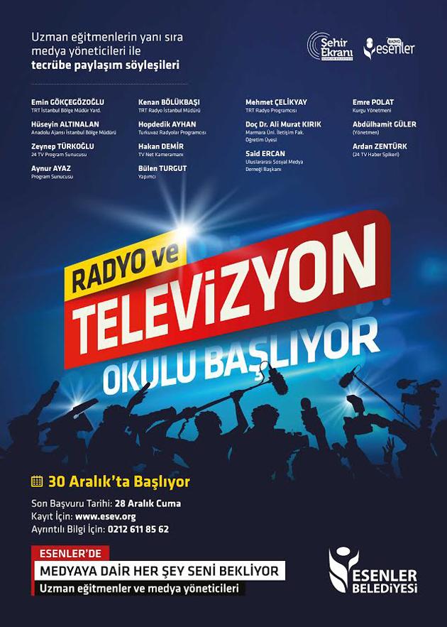radyo televizyon 1