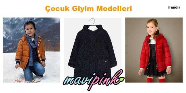 Çocuk Giyim Modelleri