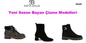 Yeni Sezon Bayan Çizme Modelleri
