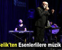 Ömer Çelik'ten Esenlerlilere müzik ziyafeti